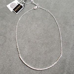 Juicy Couture Swarovski necklace